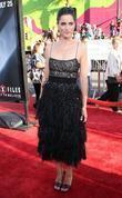 Amanda Peet and The X Files