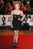 Diana Vickers UK premiere of '17 Again' held...