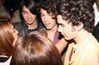 Joe Jonas, Nick Jonas and Kevin Jonas of the Jonas Brothers