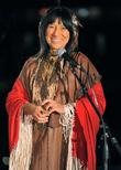 Buffy Sainte-Marie received the Lifetime Contribution to Aboriginal Music Award