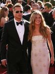 BRAD PITT, JENNIFER ANISTON, Emmy Awards