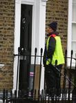 A Dfriver Delivers Flowers To Kate Garraway's House