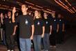 Recruits sworn in