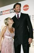 Hugh Jackman and Kristin Chenoweth