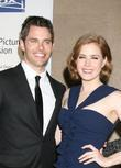 James Marsden and Amy Adams