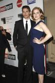 James Marsden and Amy Adams