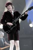 Angus Young  AC/DC live in concert at...