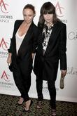 Stella McCartney and Chrissie Hynde
