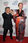 Dustin Hoffman and Emma Thompson