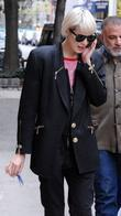 Agnes Deyn out and about in Manhattan. New...