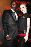 Akon and Model