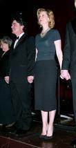 Peter Gallagher, Cynthia Nixon and Neil Simon