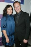 Patrick Wilson and Dagmara Dominczyk