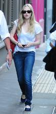 'Mamma Mia' star Amanda Seyfried out and about...