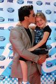 Antonio Sabato Jr and American Idol