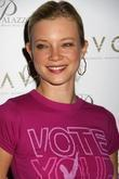Amy Smart hostsGet Out The Vote.Org at LAVO...