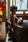 Amy Winehouse and Blake Wood
