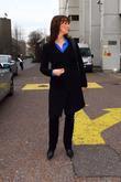 Andrea McLean 'Loose Women' presenter seen leaving the...