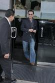 Andy Garcia tips the doorman $10 dollars as...
