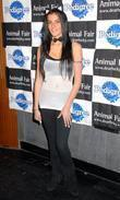 Ali Lohan attend Animals Fair Magazine's 8th Annual...