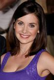Alison Brie 1st Annual Celebrity Bagging Competition '10...