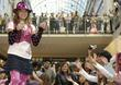 Aria Wallace (aka Roxy Hunter) Performs At Toronto Eaton Center For The Launch Of La Senza Girl's Roxy Hunter Line Of Clothing