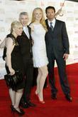 Catherine Martin, Baz Luhrmann and Nicole Kidman