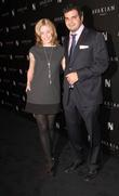 Elizabeth Banks and Haig Avakian