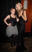 Hilary Duff and Lady Victoria Hervey