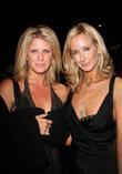 Rachel Hunter and Lady Victoria Hervey
