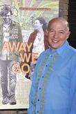 Ed Saxon New York premiere of 'Away We...