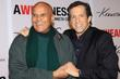 Harry Belafonte and Kenneth Cole