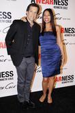 Kenneth Cole and Rosario Dawson