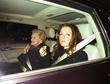 Geri Halliwell and her grandmother