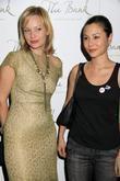 Samantha Mathis and China Chow