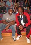 Michael Clarke Duncan and A.C. Green