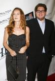 Shauna Robertson and Jonah Hill