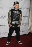 Benji Madden guest DJ's at Prive nightclub inside...