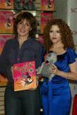 Liz Murphey and Bernadette Peters