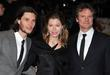 Ben Barnes, Colin Firth, Jessica Biel, Odeon West End