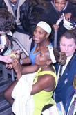 Serena Williams, Venus Williams and Madison Square Garden