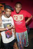 DJ Spinna and Mos Def