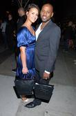 Taryn Takha and Romany Malco, US. Launch Party...