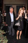 Dustin Hoffman Outside the US. Launch Party for...