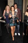 Eva Longoria Parker Outside the US. Launch Party...