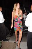 Nicky Hilton Outside the US. Launch Party for...