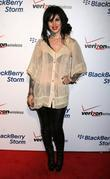 Kat Von D  The Blackberry Storm launch...