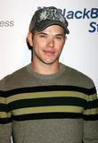 Kellan Lutz  The Blackberry Storm launch at...