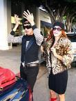 Phoebe Price and Bobby Trendy
