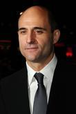 Mark Strong at the UK film premiere of...